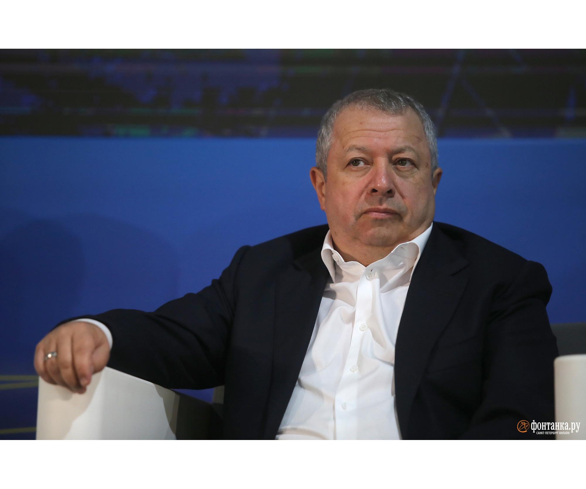 председатель совета директоров ООО «УК «Старт девелопмент», АО «Группа «Илим» Захар Смушкин<br>