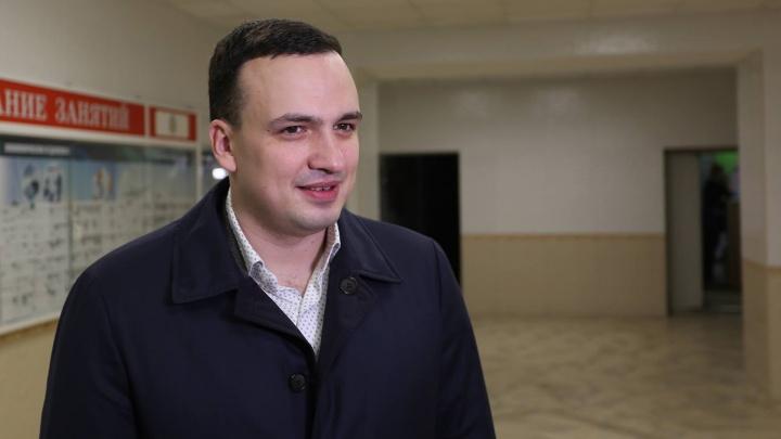 Следствие потребует снять с депутата Госдумы Дмитрия Ионина депутатскую неприкосновенность