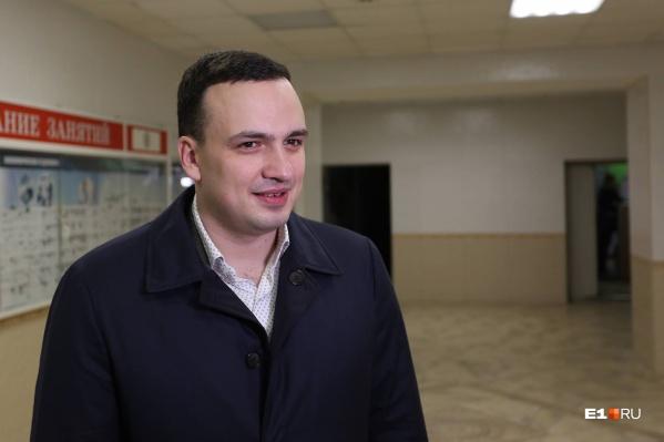 Депутата Ионина могут лишить неприкосновенности из-за дела о стрельбе из автомата