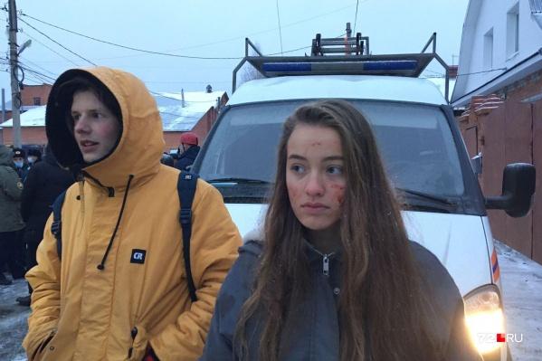Таисия — жительница дома, где сегодня произошел взрыв