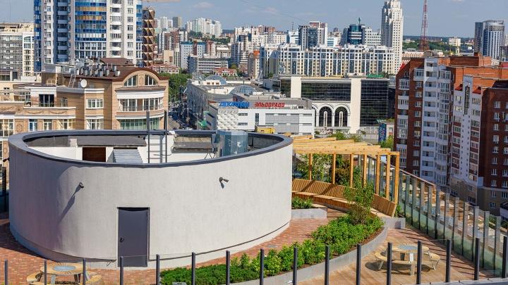 Парки на крыше: изучаем уникальные места для отдыха современных жителей мегаполиса