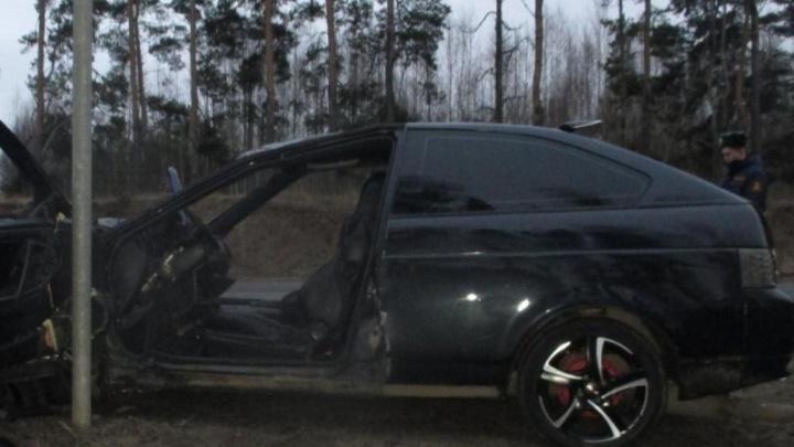 В ДТП на трассе М-8 погиб водитель ВАЗа из Некрасовского района
