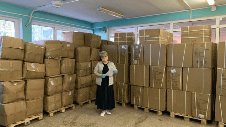 Благотворительный фонд предоставил Башкирии 20 тысяч защитных костюмов для медиков