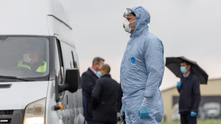 В Жирновском интернате заболели 53 человека: заявления чиновников о ходе борьбы с коронавирусом