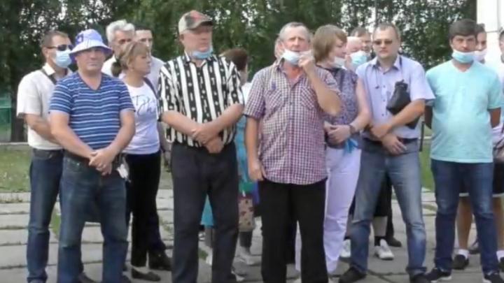 Жители посёлков под Уфой высказались против строительства городского кладбища