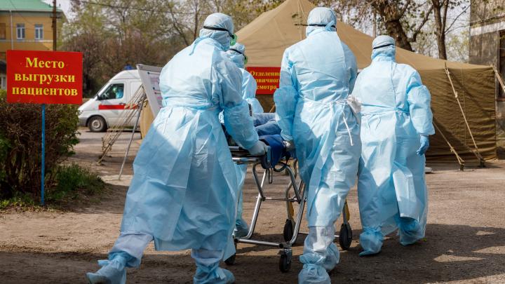 «Шесть дней не обращался за помощью»: 58-летний волгоградец умер от коронавируса в детской больнице