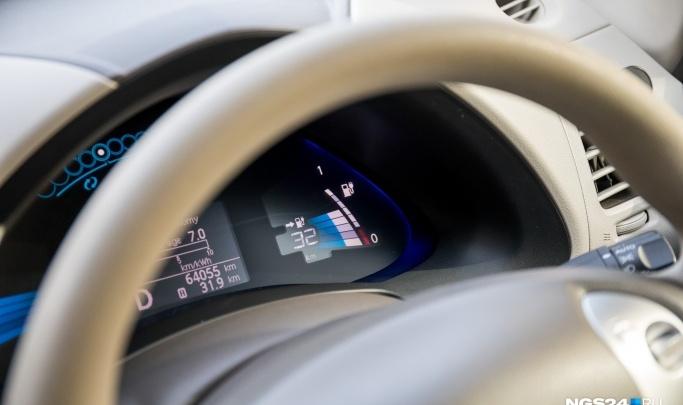 Красноярских владельцев электромобилей планируют освободить от налога на транспорт в угоду экологии