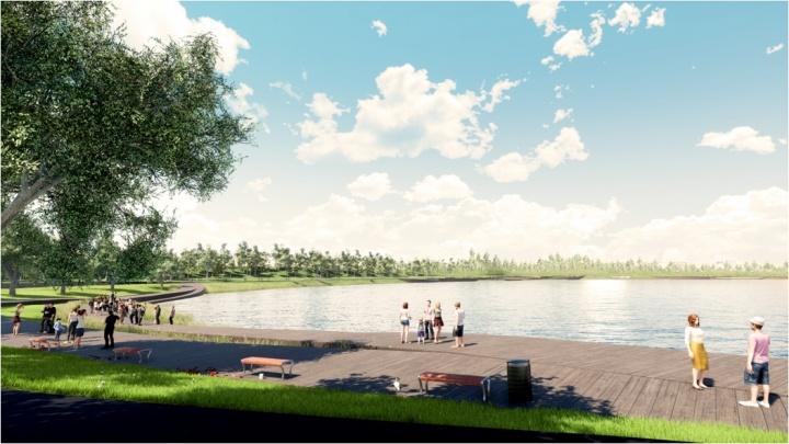 Власти Уфы показали, как будет выглядеть обновленный парк «Кашкадан»