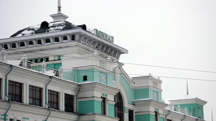 С конца декабря между Омском и Новосибирском снова начнет ходить поезд