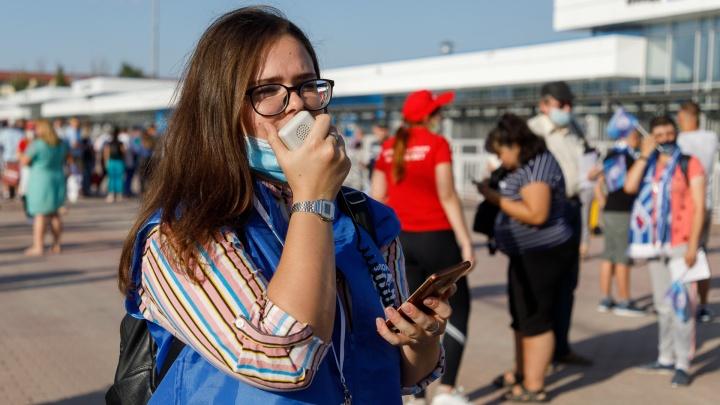 Болельщиков «Ротора» после матча 22 августа развезут по домам дополнительными троллейбусами и трамваями