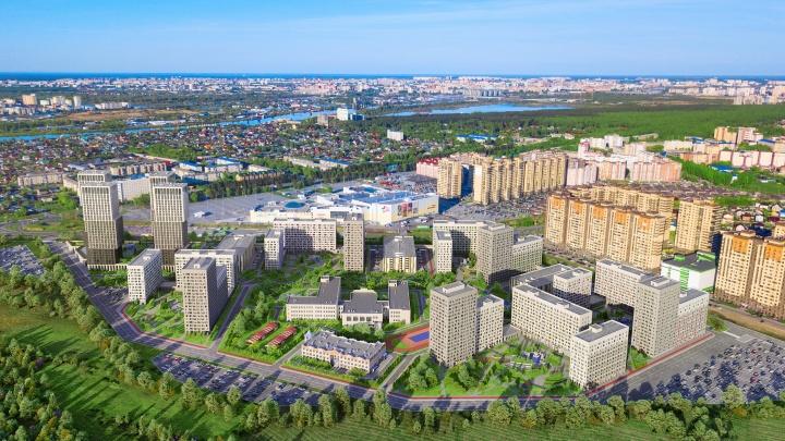 В Тюмени появятся жилые 31-этажные башни. Смотрите, как они будут выглядеть