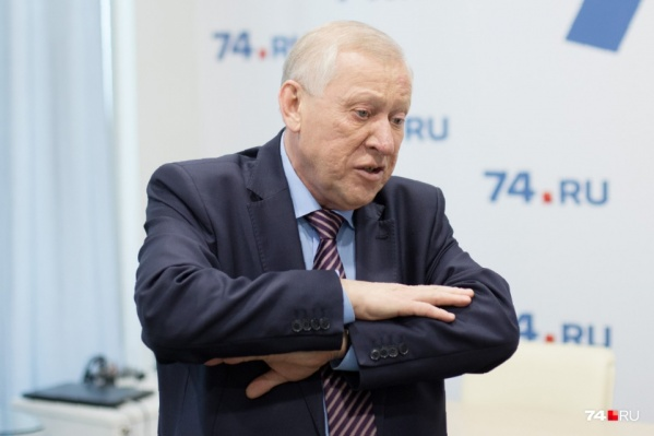 Евгений Тефтелев предстанет на скамье подсудимых в Центральном районном суде Челябинска