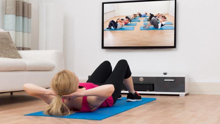 В сервисах МегаФона появился бесплатный доступ к каналу с фитнес-уроками