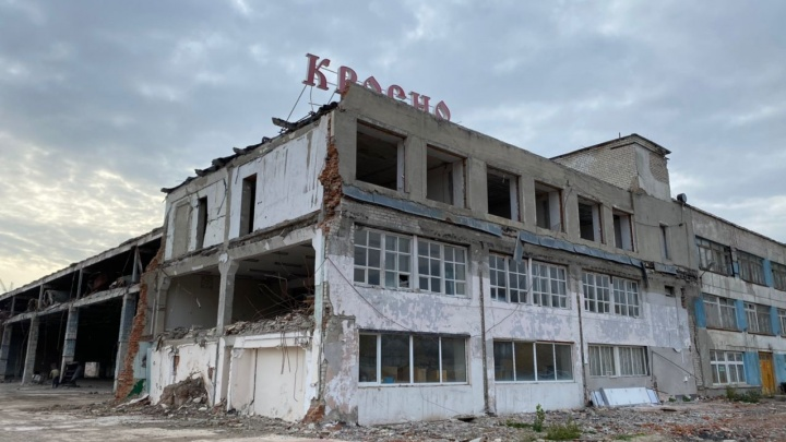 От городка текстильщиков до высотного ЖК: как заканчивается история знаменитого тюменского комбината