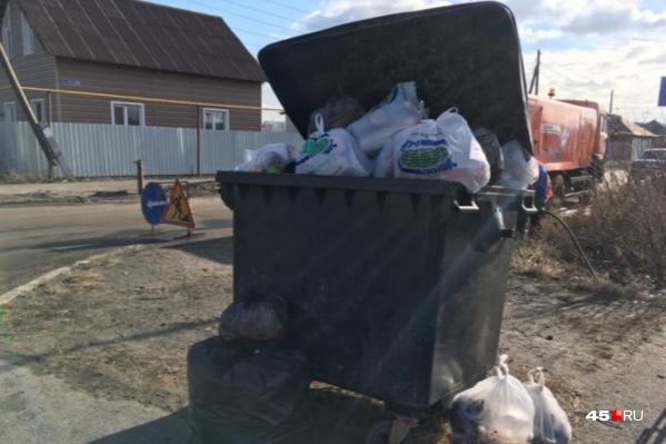 Зауральцам, которые посчитают, что им неправильно начислили плату за мусор за июнь, нужно обратиться в офисы регоператора