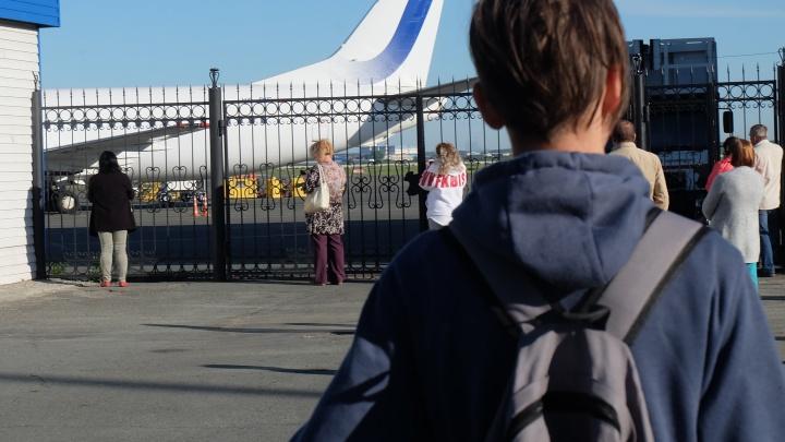 Российский туроператор отменил чартеры из Кузбасса в Турцию