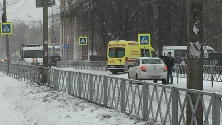 В Ярославле девочка принесла в класс осколочную гранату. Школу эвакуировали