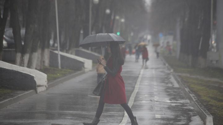 МЧС Башкирии предупреждает о заморозках и порывистом ветре