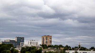 МЧС предупреждает: в Нижнем Новгороде вечером ожидаются сильные грозы