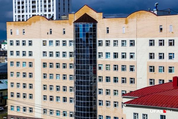 Больница прославилась на весь мир после вспышки коронавируса