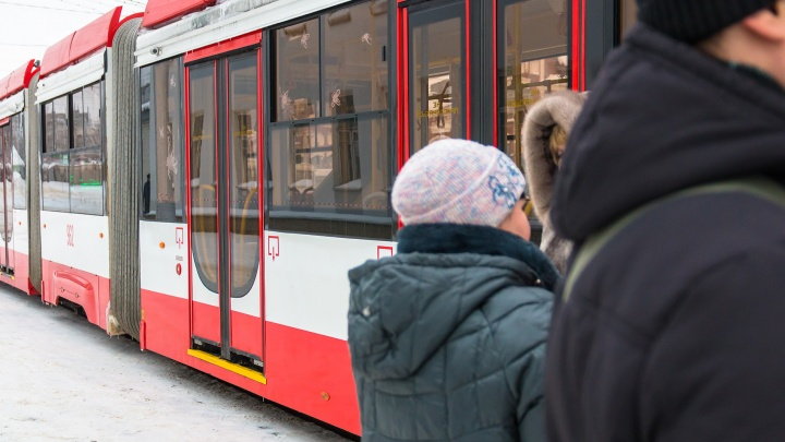 Дептранс Самары ответил, когда в городе появятся новые трамваи