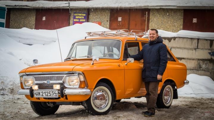 Топ-10 самых необычных и странных машин в гаражах у новосибирцев (есть даже английский кэб)