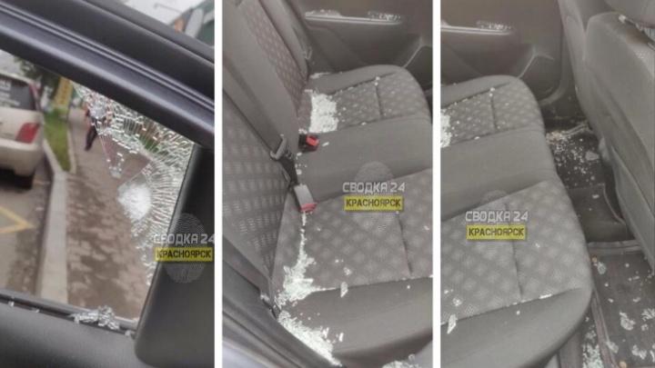 От стрелка по автомобилям на Красрабе уже пострадало пятеро