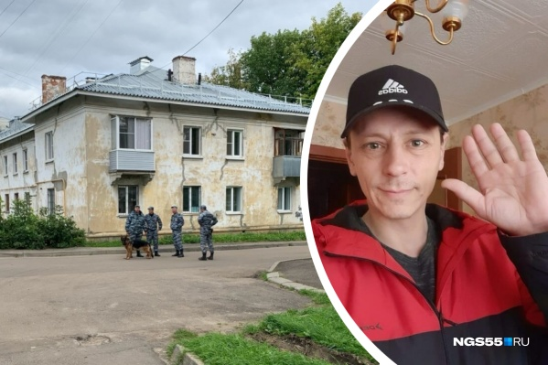 В день преступления Виталий Молчанов был одет, как на этой фотографии