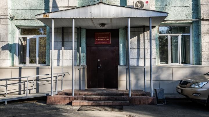 В Кировский суд вызвали скорую: один из подсудимых заявил, что подозревает у себя коронавирус
