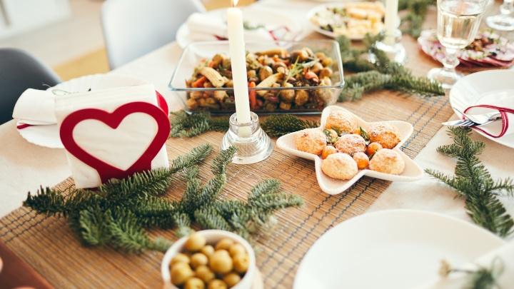 Можно и на Рождество: чем накормить гостей, не заходя в магазин