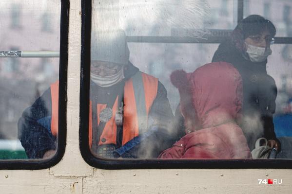 Некоторым пассажирам проезд в троллейбусе сегодня обошёлся слишком дорого