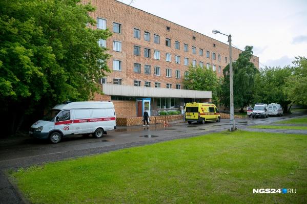 В больницах заканчивается коечный фонд