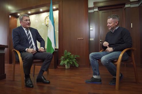 Алексей Пивоваров — о Хабирове: «Меня очень удивил глава Башкирии»