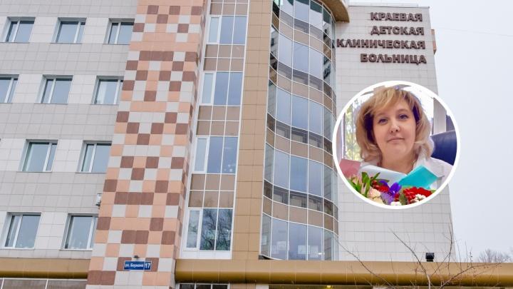 Настоящий борец за правду и творческая натура. Коллеги — о педиатре пермской КДКБ Наталии Блюмберг