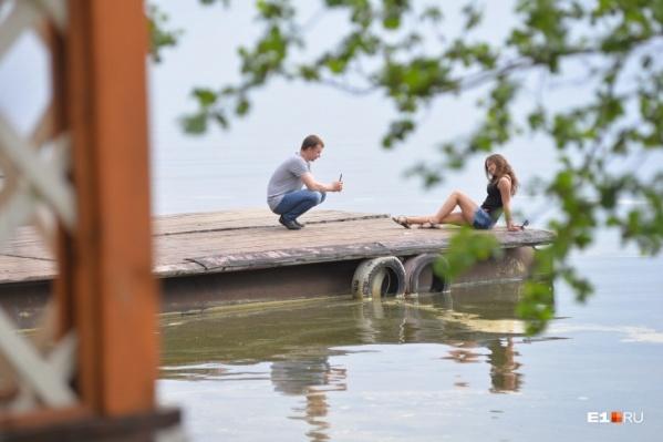 Август будет жарким, так что завершать купальный сезон пока рано