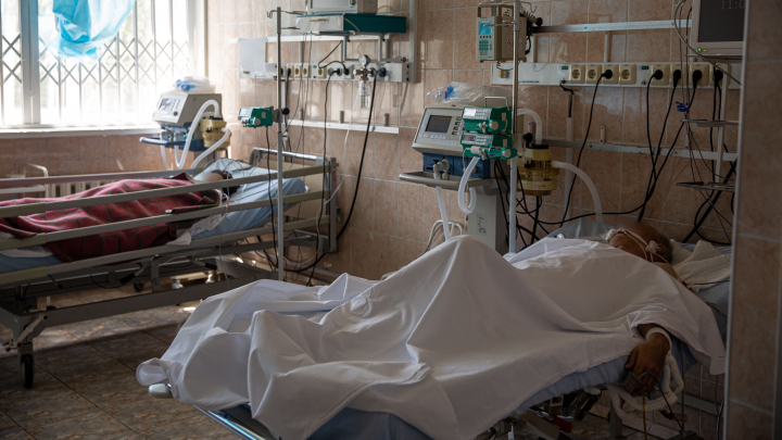 За сутки в Архангельской области выявили 70 случаев коронавируса. Информация регионального оперштаба
