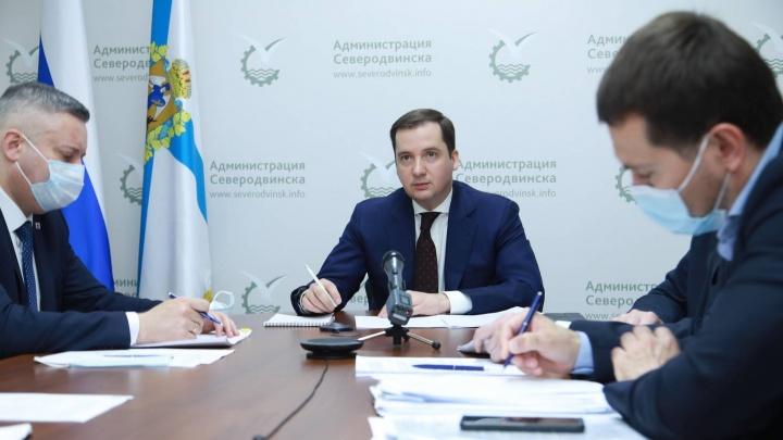 Игорь Скубенко предложил снять ограничения на въезд и выезд для Северодвинска в будние дни