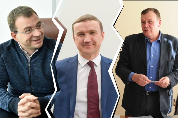 Свое мнение высказали Вячеслав Трапезников, Геннадий Черных и Владимир Крицкий