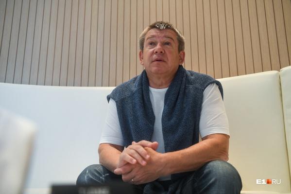 Александр Чернов уверен, что Екатеринбург обладает огромным потенциалом для роста в спортивной сфере