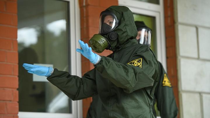 Стало известно, сколько зараженных коронавирусом в Екатеринбурге подключено к ИВЛ