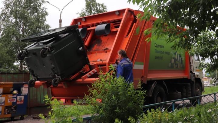 Правительство Архангельской области планирует скорректировать терсхему обращения с отходами