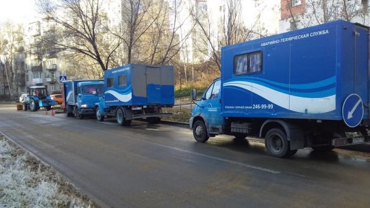 В Сормовском районе в 59 домах отключат холодную воду на сутки
