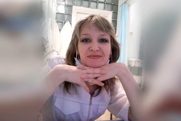 Татьяна Кулик работала в «красной» зоне сутки через двое
