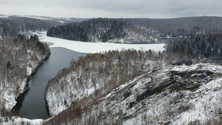 «Вы где были, когда он валился?»: замгубернатора — о скандальном горящем отвале в Новокузнецком районе