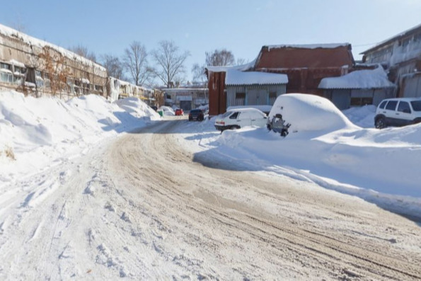 Сейчас территория будущей школы заброшена