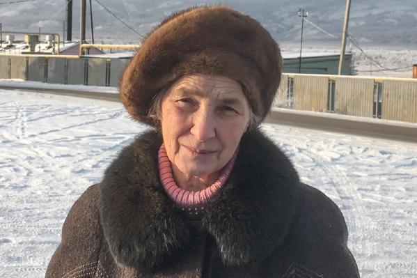 Надежде Борисовне Кузнецовой сейчас 68 лет