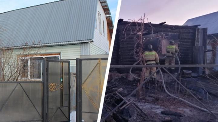 Всех погибших в пожаре постояльцев пансионата «Дом милосердия» в Башкирии похоронили