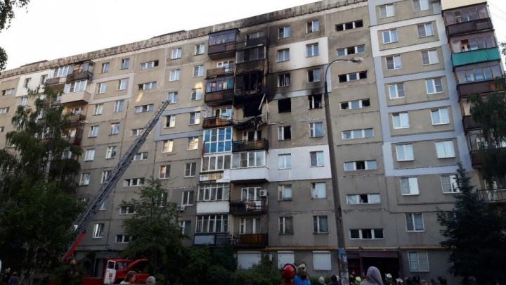 Жителей взорвавшегося дома на Краснодонцев расселят только к 2023 году