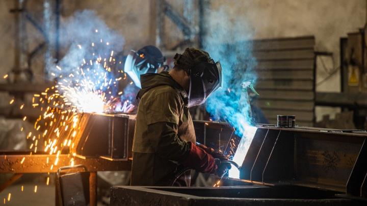 Строить можно круглый год: как на Урале изготавливают металлоконструкции для возведения любых зданий