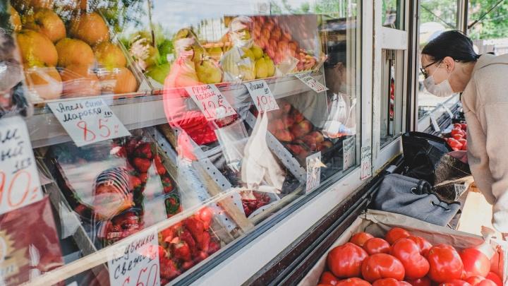 От палаток с фруктами до павильонов: где вПерми можно размещать НТО и как накажут занарушения